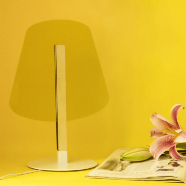 Miss T - A 3D Bedroom Lamp 1