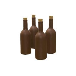 Terracotta Earthen Bottle Plain
